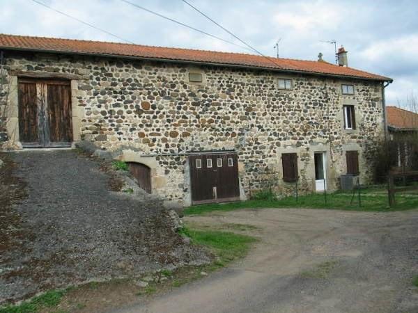 Vente maison / villa St germain laprade 125000€ - Photo 1