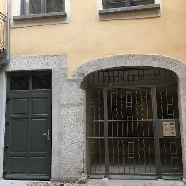 Rental apartment Vienne 421€ CC - Picture 7