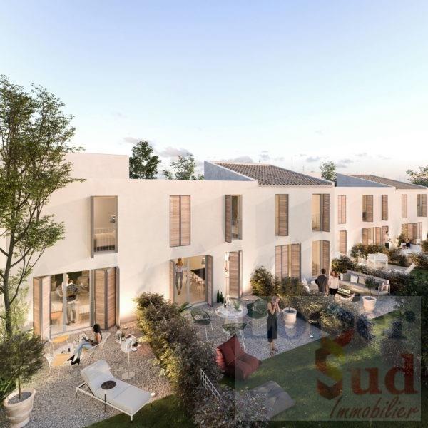 Vente maison / villa Perols 377900€ - Photo 1