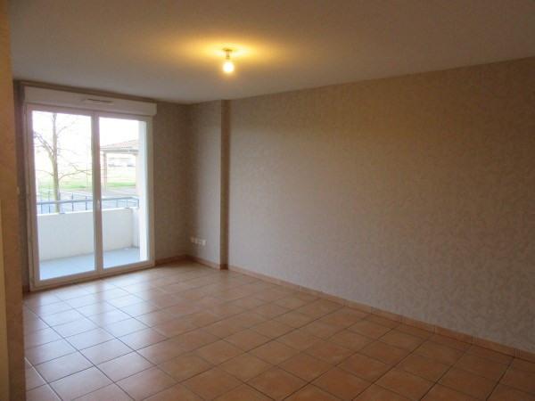 Rental apartment Salvetat saint gilles 486€ CC - Picture 2