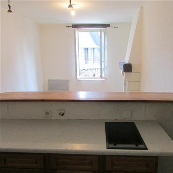 Sale apartment Lisieux 63 500€ - Picture 1