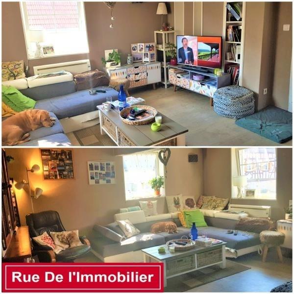 Vente maison / villa Bremmelbach 136960€ - Photo 2
