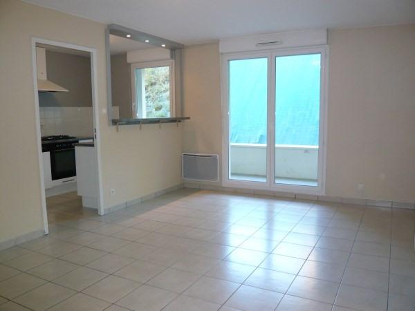 Rental apartment Morestel 695€ CC - Picture 1