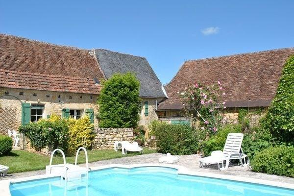 Sale house / villa St rabier 224700€ - Picture 7