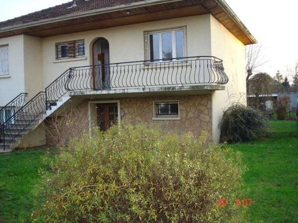 Rental apartment Tignieu jameyzieu 765€ CC - Picture 1