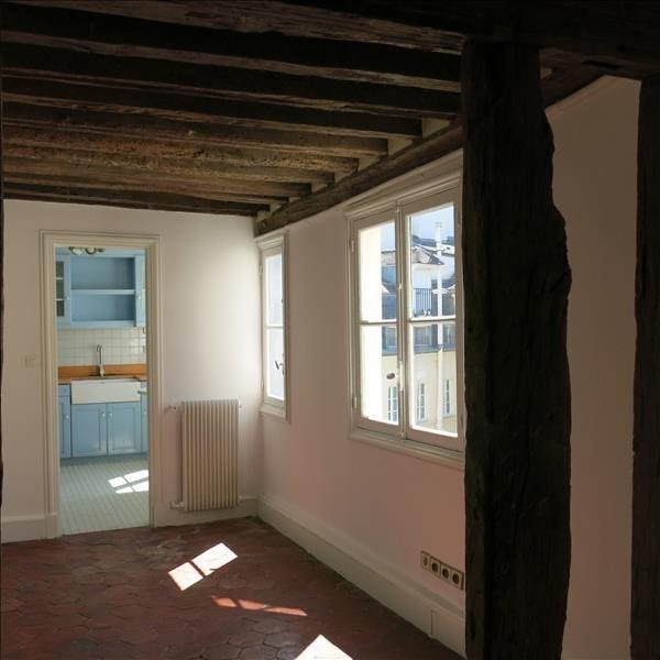 Vente de prestige appartement Paris 6ème 1160000€ - Photo 8