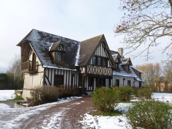 Vente de prestige maison / villa St gatien des bois 884000€ - Photo 9