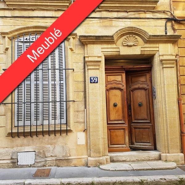 Rental apartment Aix en provence 1000€ CC - Picture 1