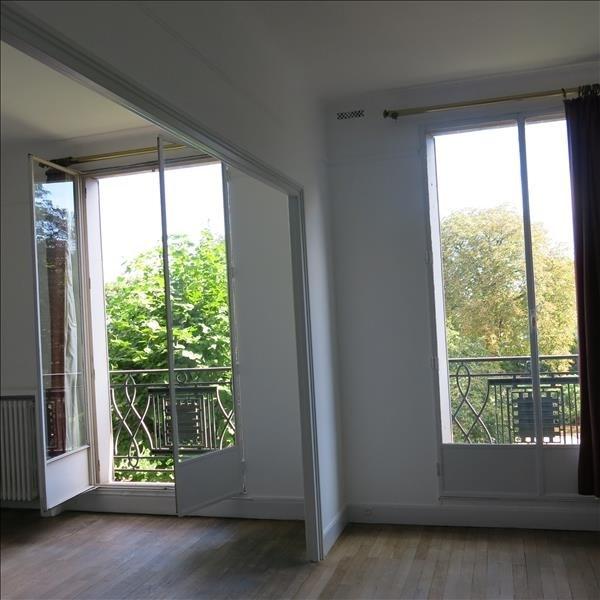 Vente appartement Paris 16ème 884000€ - Photo 2