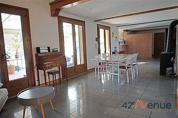Venta  casa La tour-en-jarez 420000€ - Fotografía 5