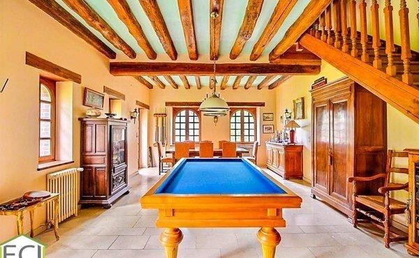 Deluxe sale house / villa Champignelles 390000€ - Picture 5