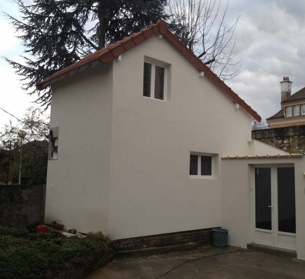 Location maison / villa Fontenay aux roses 855€ CC - Photo 1
