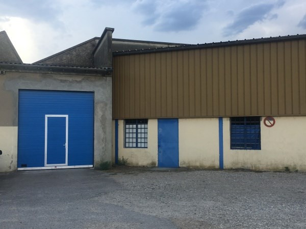 Rental empty room/storage Hieres sur amby 1328€ CC - Picture 2