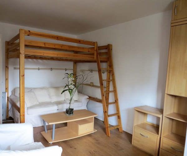 appartement meublé MAISONS-LAFFITTE - 1 pièce(s) - 25 m2