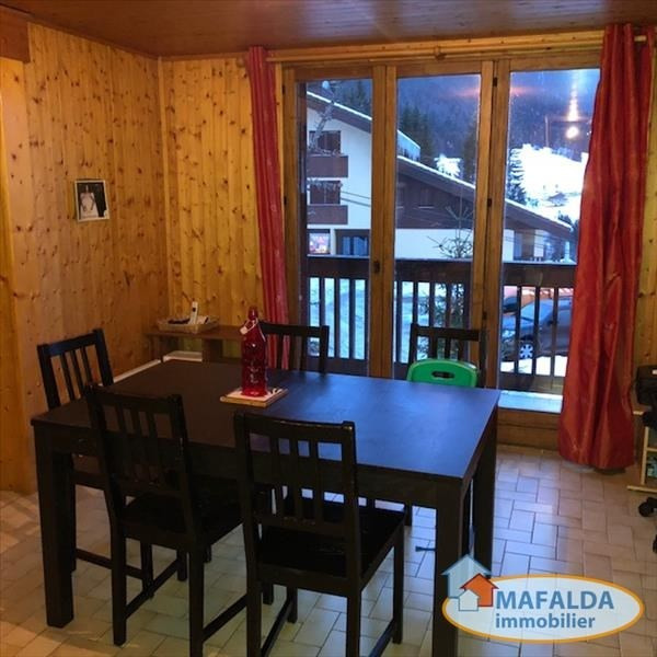 Vente appartement Mont saxonnex 174000€ - Photo 2