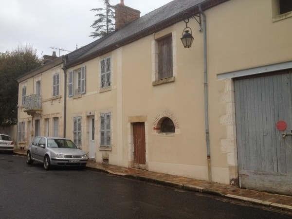 Vente immeuble Henrichemont 78000€ - Photo 1