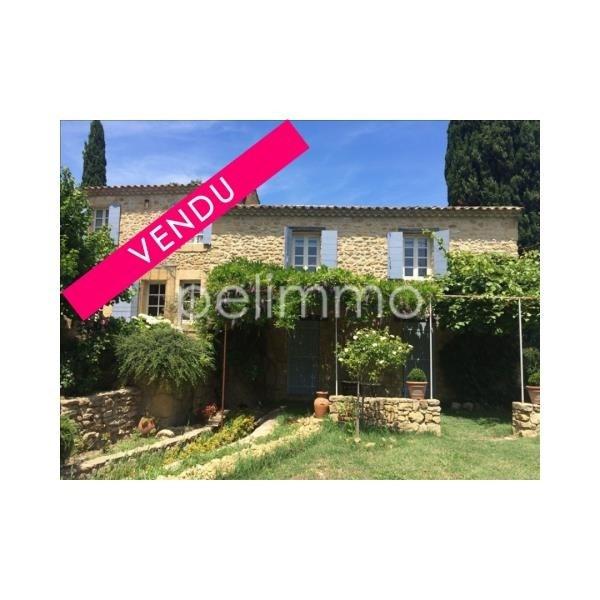 Vente maison / villa Salon de provence 499000€ - Photo 1