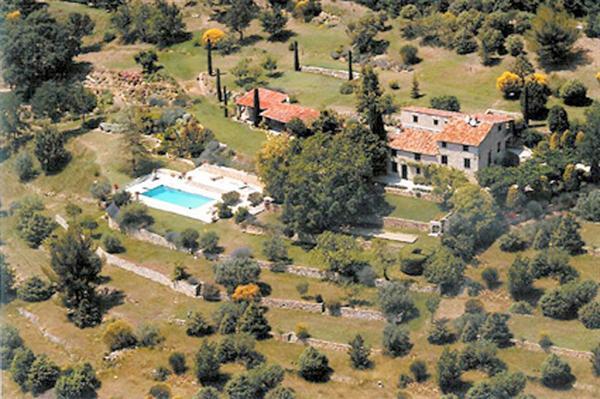 Deluxe sale house / villa Seillans 1300000€ - Picture 2