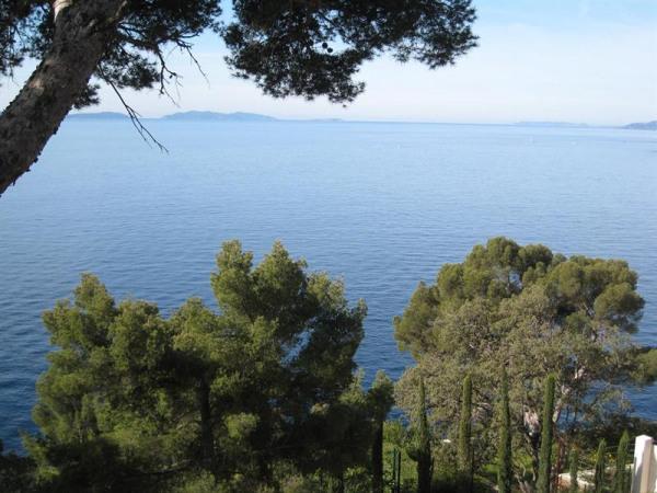 Villa avec piscine 5 chambres vue mer