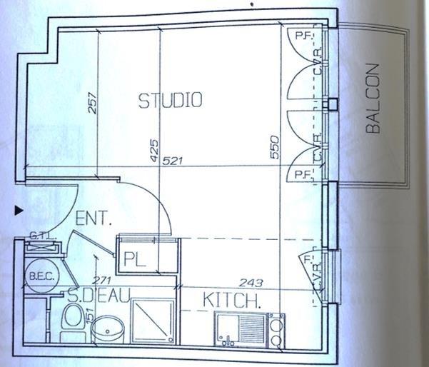 Vente appartement Suresnes 225000€ - Photo 6