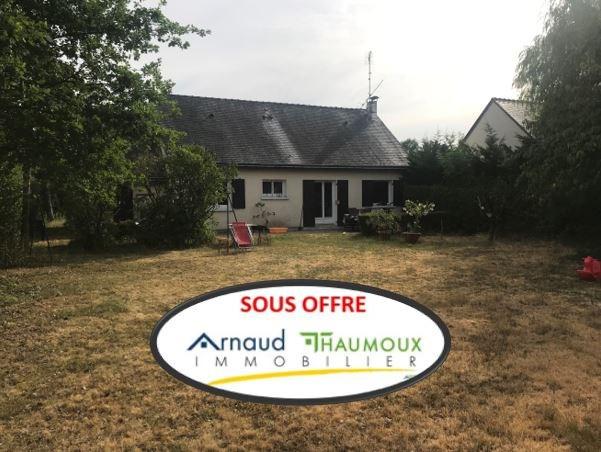 Sale house / villa Saint lambert la potherie 214000€ - Picture 1