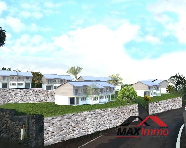 Maisons mitoyennes petite île - 4 pièce (s) - 81.52 m²
