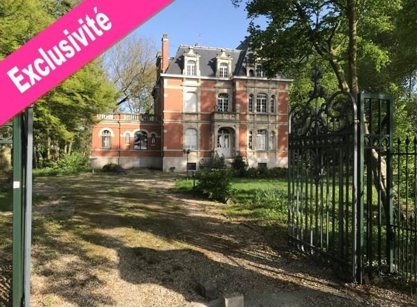Deluxe sale house / villa Sailly sur la lys 1242000€ - Picture 1