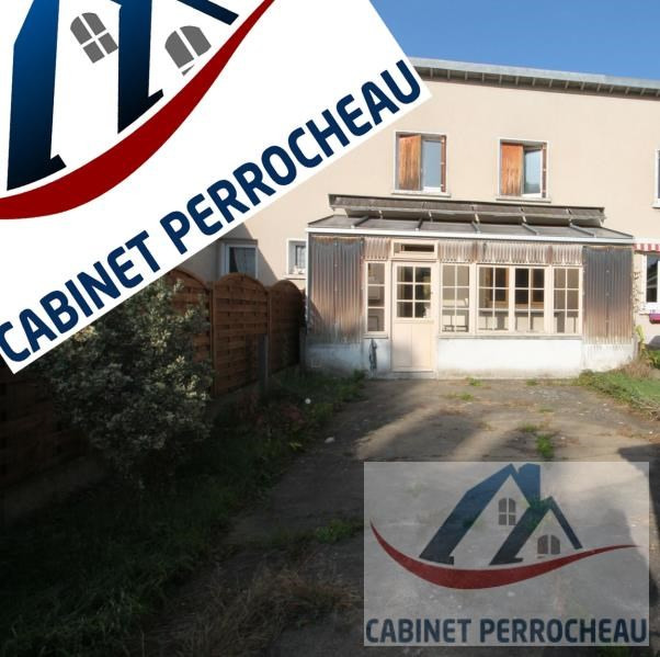 Vente maison / villa La chartre sur le loir 56750€ - Photo 1