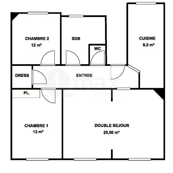 Sale apartment Levallois-perret 675000€ - Picture 7