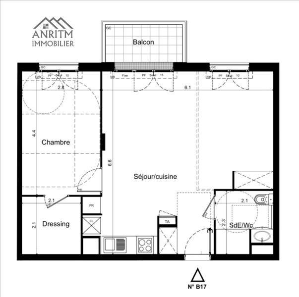 Venta  apartamento Plaisir 229900€ - Fotografía 3