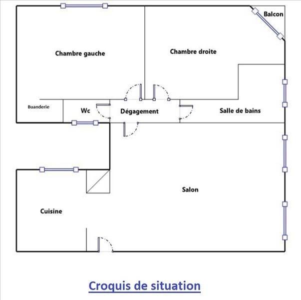 Rental apartment Boulogne billancourt 1885€ CC - Picture 9
