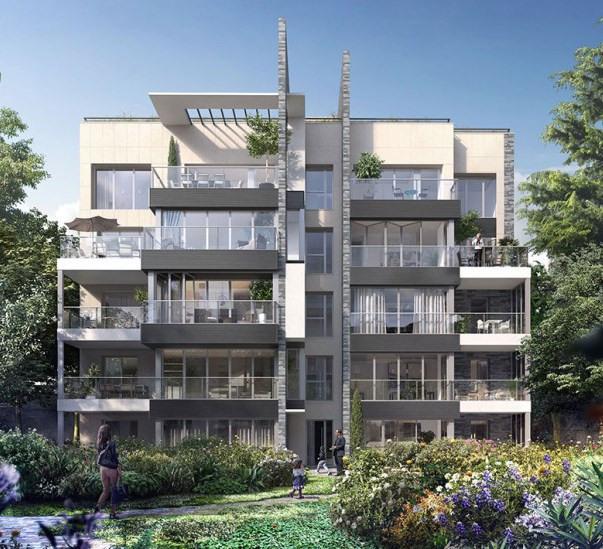 Venta de prestigio  apartamento Paris 15ème 1989000€ - Fotografía 1
