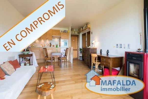Vente appartement Mont saxonnex 110000€ - Photo 1