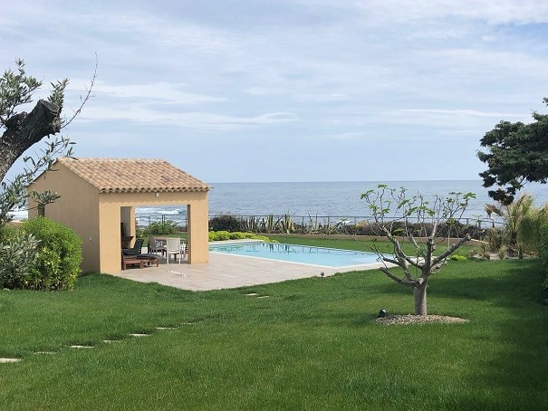 Vacation rental house / villa Les issambres 3 500€ - Picture 2