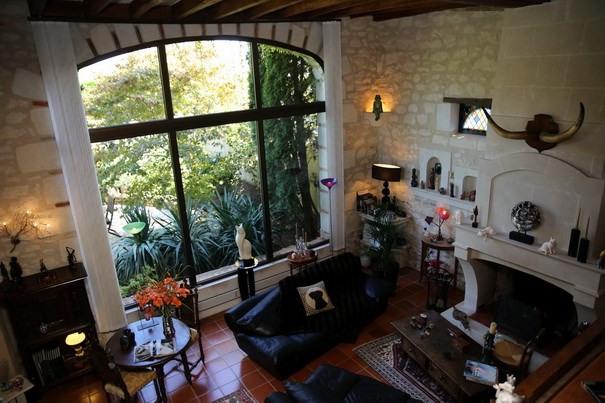 Deluxe sale house / villa Angers 30 mn est 350000€ - Picture 4