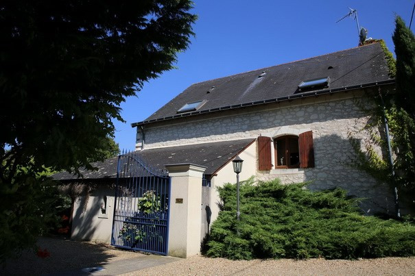Deluxe sale house / villa Angers 30 mn est 350000€ - Picture 7