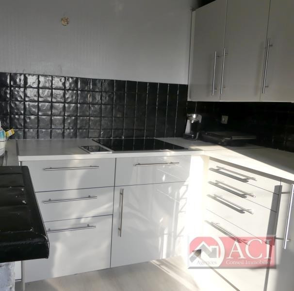 Sale apartment Montmagny 196100€ - Picture 2