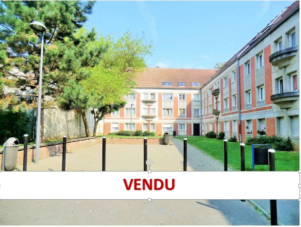 Vente appartement Lille 89 000€ - Photo 1