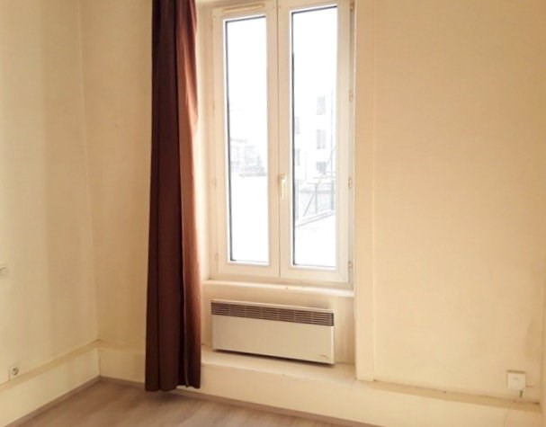 Rental apartment Villeurbanne 395€ CC - Picture 1