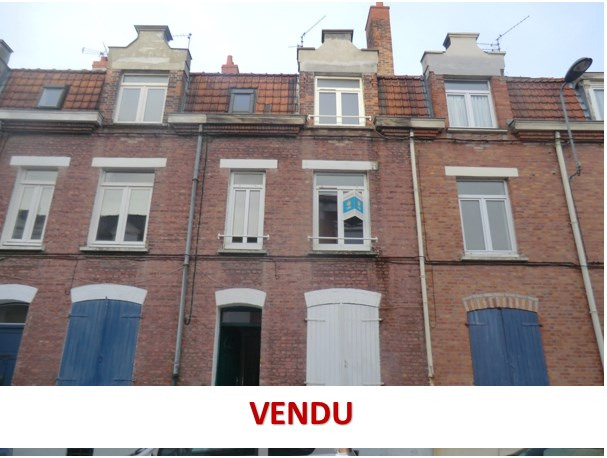 Vente maison / villa Lille 120 000€ - Photo 1