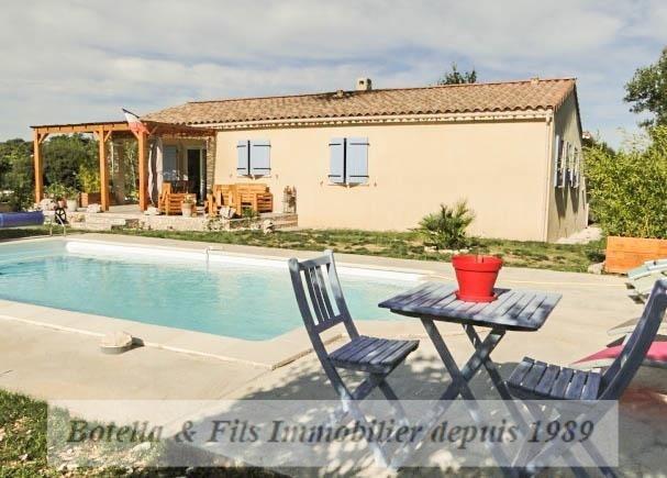Vente maison / villa Uzes 287000€ - Photo 1