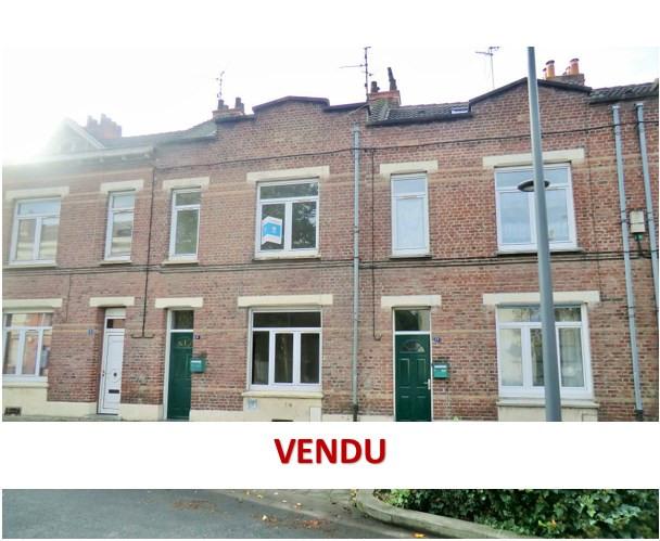 Vente maison / villa Lille 115000€ - Photo 1