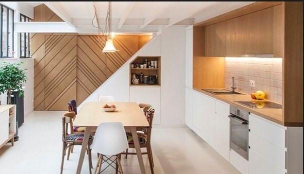 Vente de prestige appartement Paris 18ème 1095000€ - Photo 1