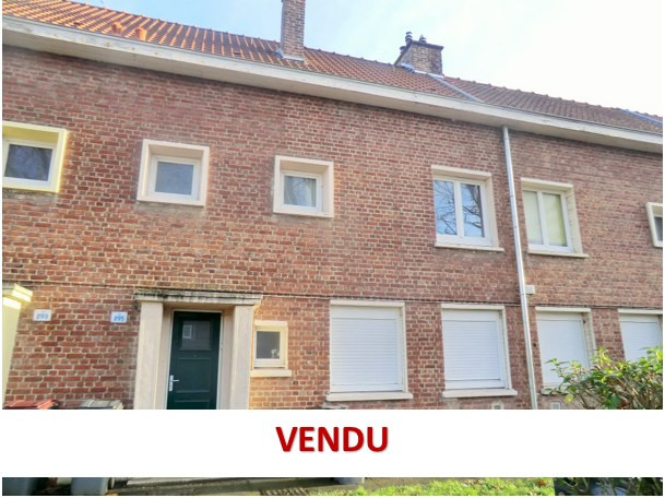 Vente maison / villa Roubaix 135 000€ - Photo 1