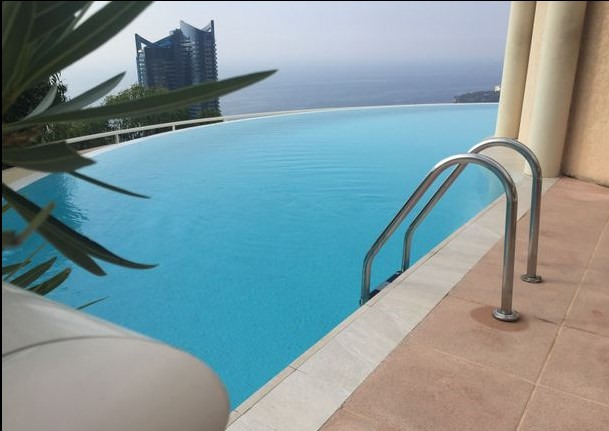 Vente appartement Beausoleil 460000€ - Photo 1