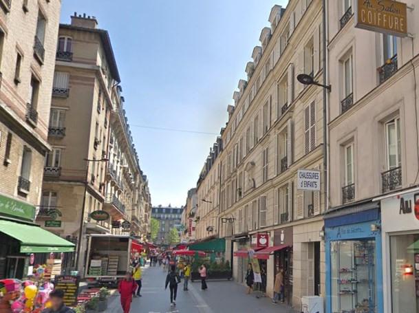 Appartement Paris 1 pièce(s) 22.25 m2