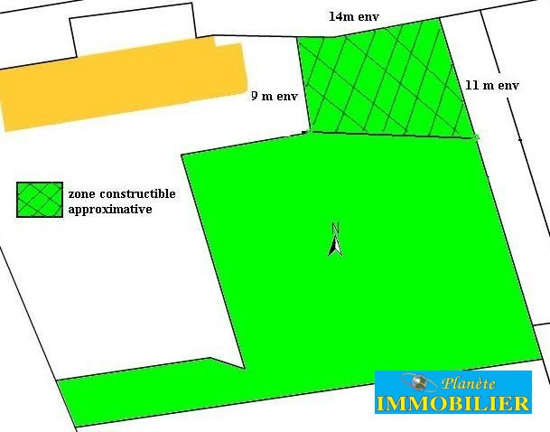 Vente terrain Audierne 27 820€ - Photo 2