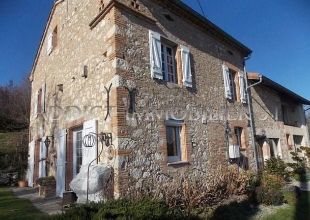Vente maison / villa Secteur lavaur 385000€ - Photo 1