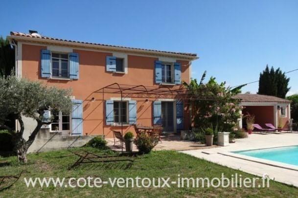 Vente maison / villa Sarrians 335000€ - Photo 4
