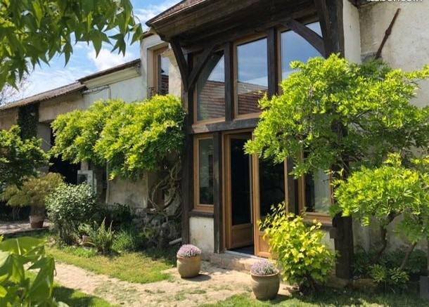Sale house / villa Gesvres le chapitre 358000€ - Picture 1